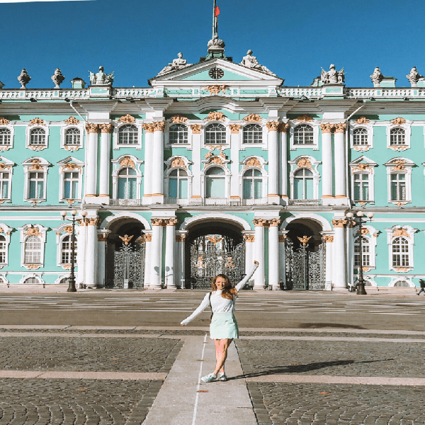 Need to St. Petersburg a